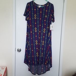 NWT'S Lularoe Carly Dress Size Medium